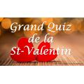 Quiz de la St-Valentin