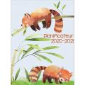 Planificateur enseignant - 2020-2021 5 périodes