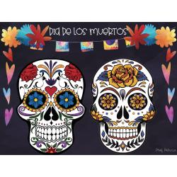 Art - Dia de Los Muertos