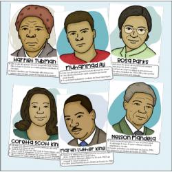 Affiches - Histoire des Noirs