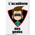 Défi L'académie des geeks 3e cycle