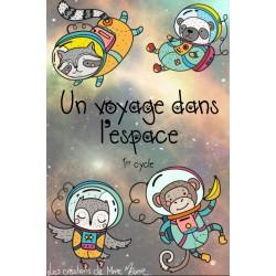 Défi évasion 1er cycle Voyage dans l'espace