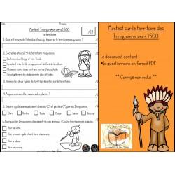Minitest Iroquoiens (territoire) 1500
