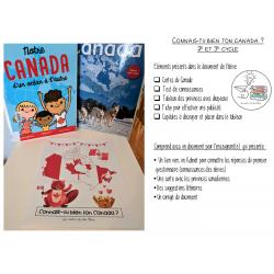 Connais-tu bien ton Canada ?