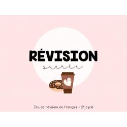 Révision sucrée (Français)
