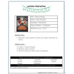 Menace Orange (Lecture Interactive)