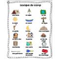 Activités de littératie et numératie {Au Camp}
