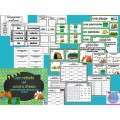 Cahier interactif et activités {Reliefs }