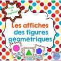 Affiches sur les figures géométriques
