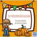 Activités de l'automne