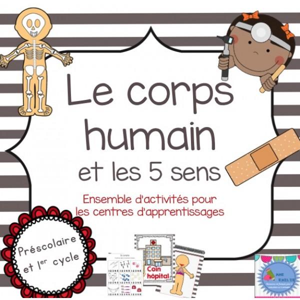 Corps humain {affiches et activités}