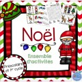 Noël {activités et affichage}