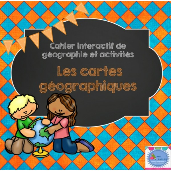Cahier interactif et activités {géographie}