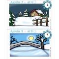 Les paysages d'hiver