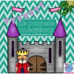 Activités thème château