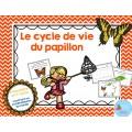 Cycle de vie Papillon