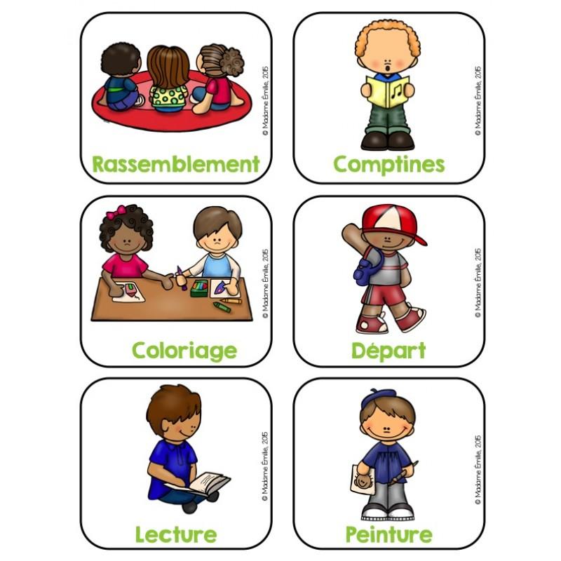 Menu du jour maternelle - Image classe maternelle ...