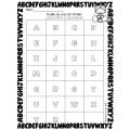 Alphabet (atelier de pâte à modeler)