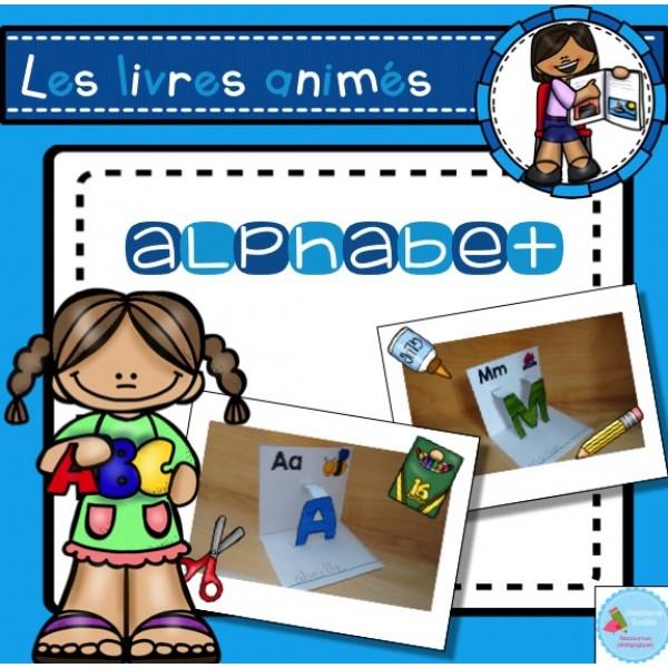 Livre animé [alphabet]