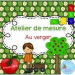 Atelier de mesure {Pommes}