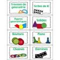 Étiquettes matériel mathématique