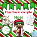 Cherche et compte {Noël}