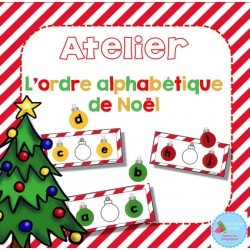 Ordre alphabétique (Noël)