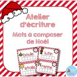 Mots à composer (Noël)