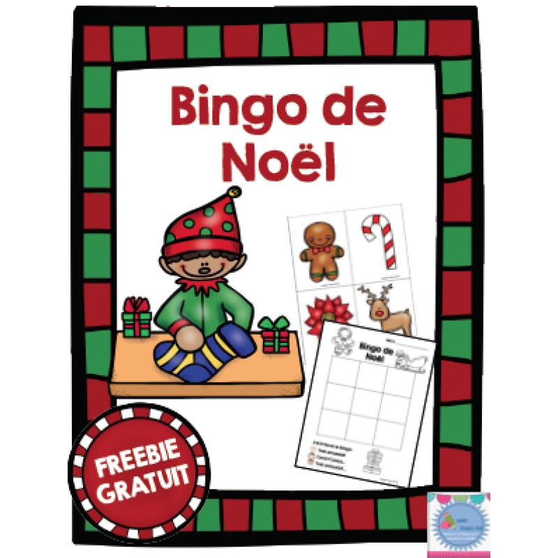 Bingo De Noel Gratuit