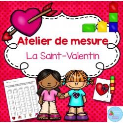 Atelier de mesure {Saint-Valentin}