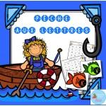 Atelier {La pêche aux lettres}