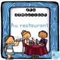 Le restaurant {Jeu symbolique}