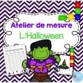 Atelier de mesure {Halloween}