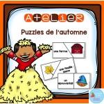 Ensemble des puzzles de mots thématiques