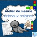 Atelier de mesure Animaux Polaires
