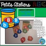 Centres de l'alphabet (Ensemble grandissant)
