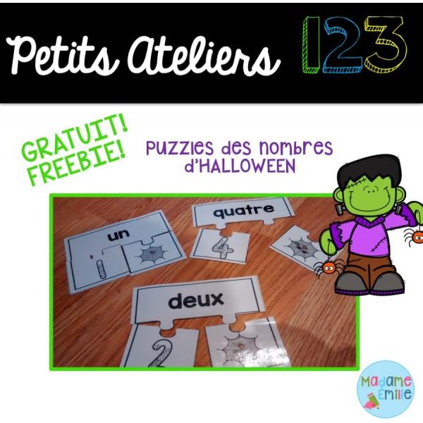 Atelier 123 (Associe-math d'Halloween)