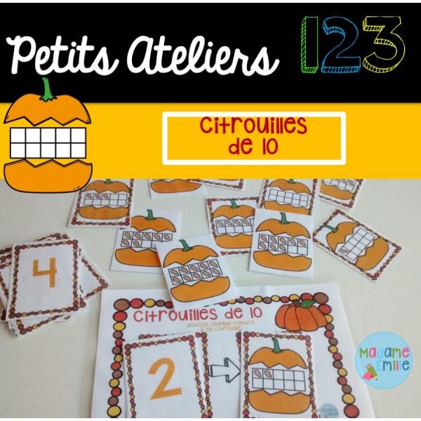 Atelier 123 (Citrouilles)