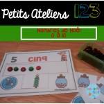 Atelier 123 Nombres de Noël