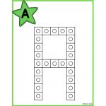 Atelier ABC (lettres en cubes)