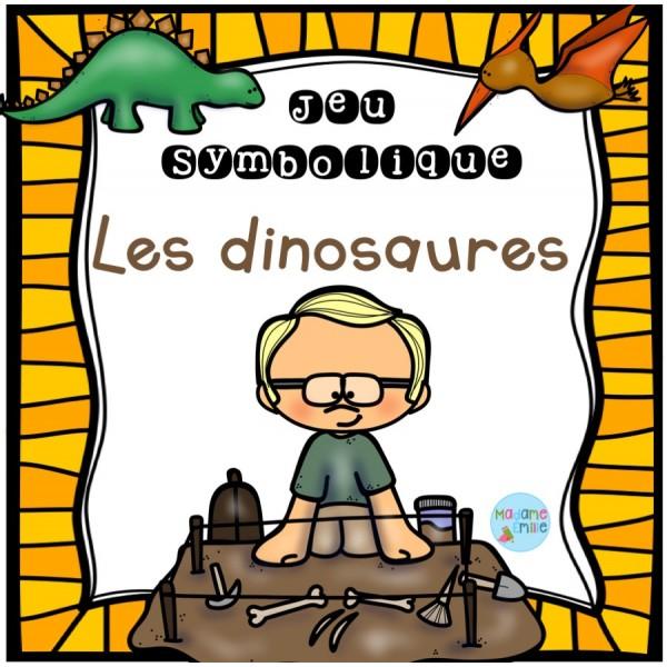 Dinosaures (Jeux symboliques)