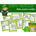Saint-Patrick (Pâte à modeler)