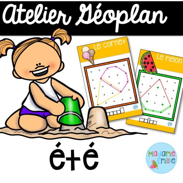 Atelier Géoplan (ÉTÉ)
