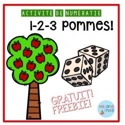 123 POMMES (Gratuit!)