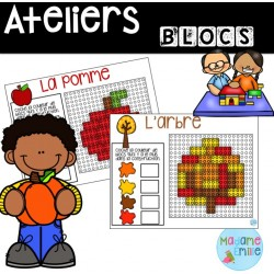 Atelier Blocs construction{AUTOMNE}