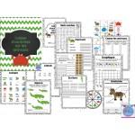 Cahier d'activités des animaux