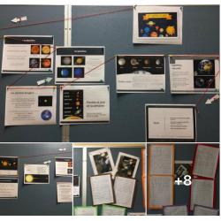 Projet classe Les planètes du système solaire