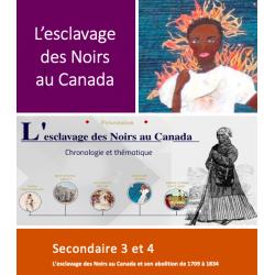 L'esclavage des Noirs au Canada (1709-1834)