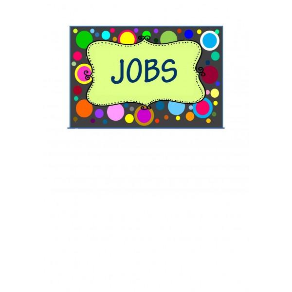 affichage JOBS