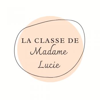 La classe de Madame Lucie
